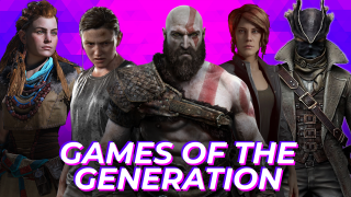 Games of the generation