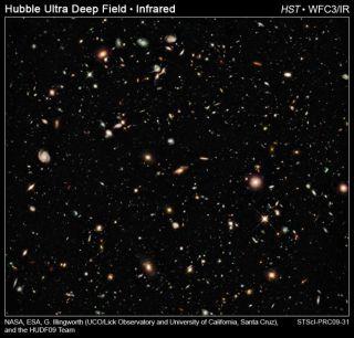 Hubble Telescope Spots Most Distant Galaxies