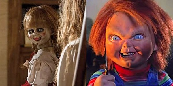 Who will win: Annabelle or Chucky?