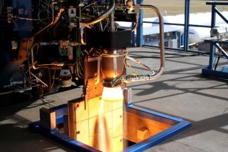 SpaceX Tests 3D-Printed Engine Part