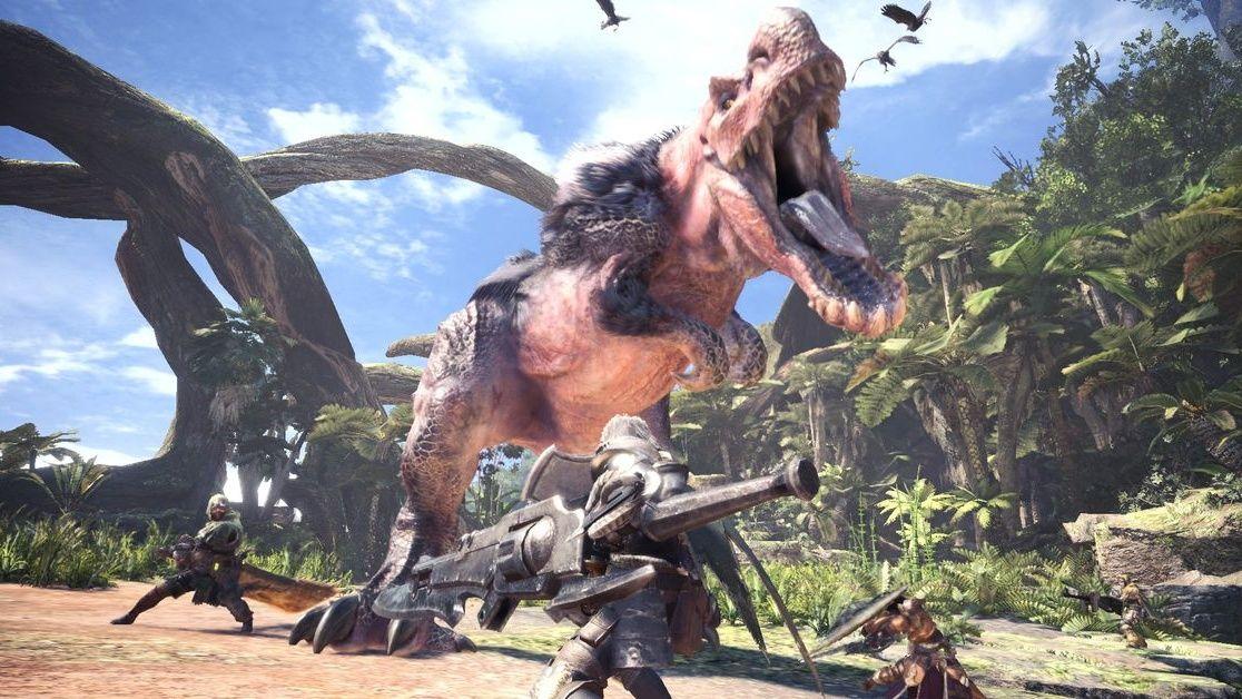 Monster Hunter World has a free trial on PS4 - TechRadar