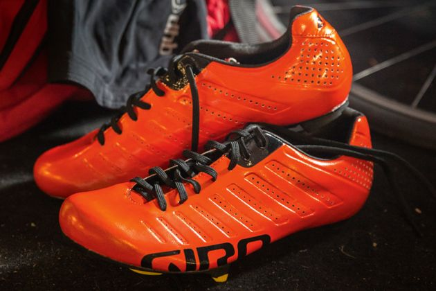 Giro empire lace up shoes