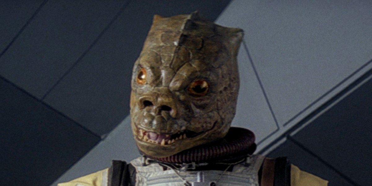Bossk - The Empire Strikes Back