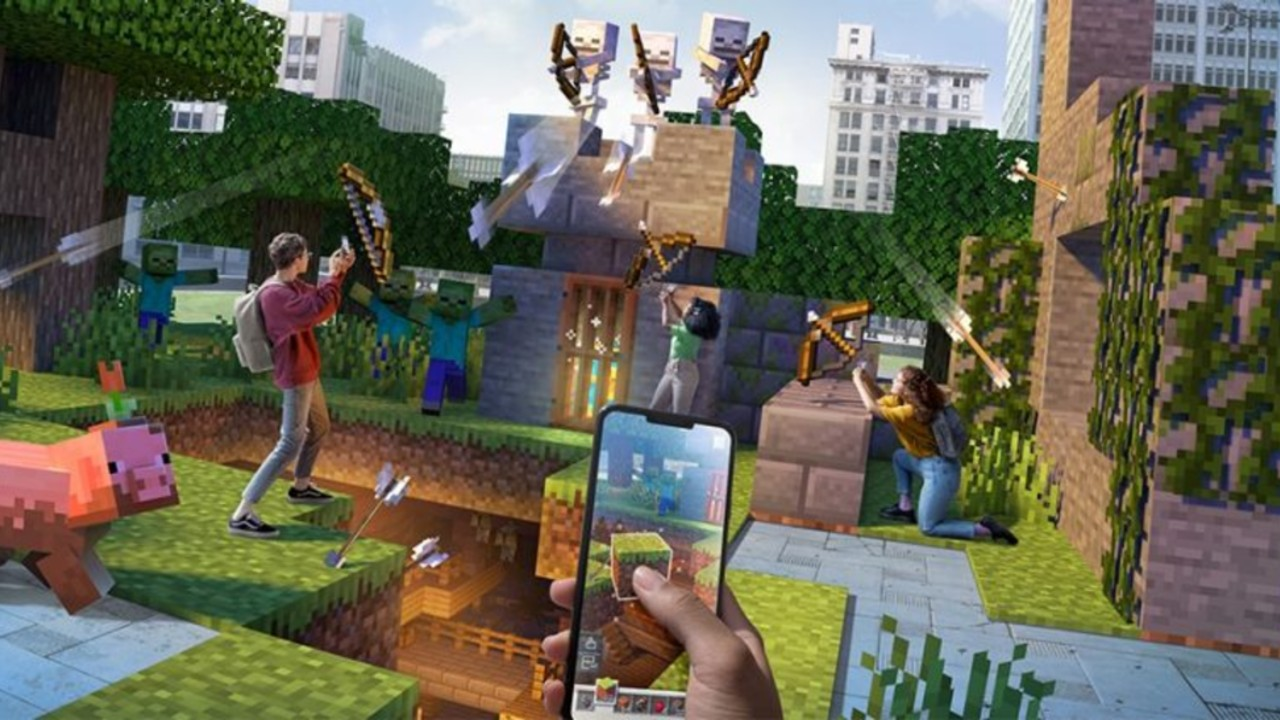 Minecraft Earth servers to close down this June  GamesRadar+