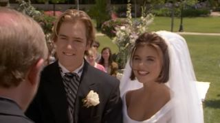 Zack and Kelly Saved by the Bell: Wedding in Las Vegas screenshot