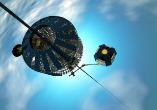 Space Elevator and Climber