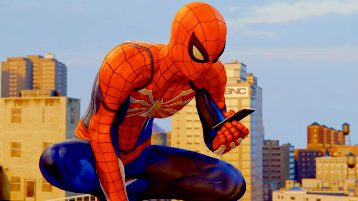 PS5 footage surfaces of Spider-Man running without loading screens