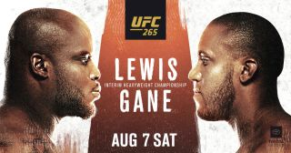 UFC 265 live stream: how to watch Lewis vs Gane free online, PPV, start time