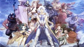 Final Fantasy IV (or II, depending on where you're from) was almost a Disney comic