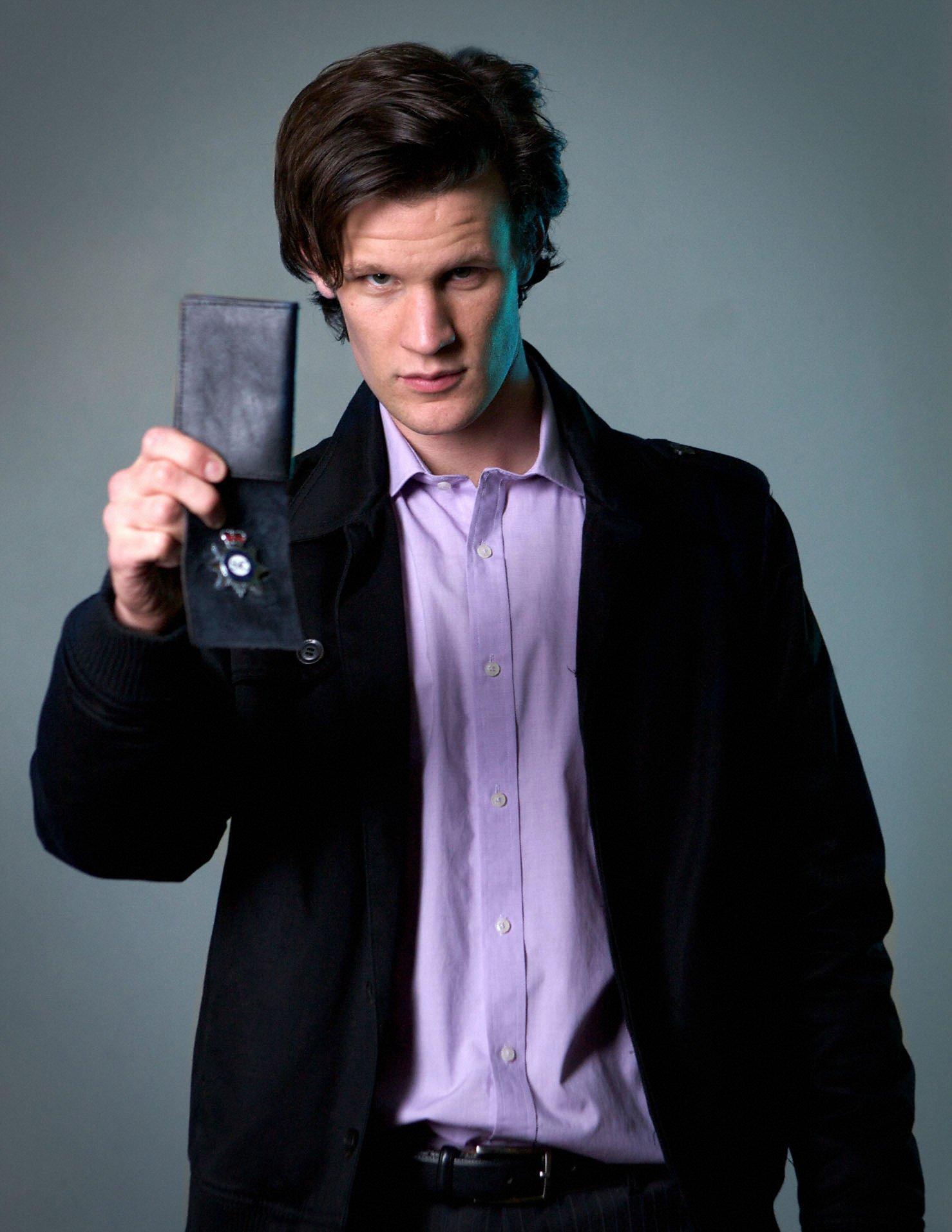 Doctor Matt plays cop in Moses Jones (VIDEO)