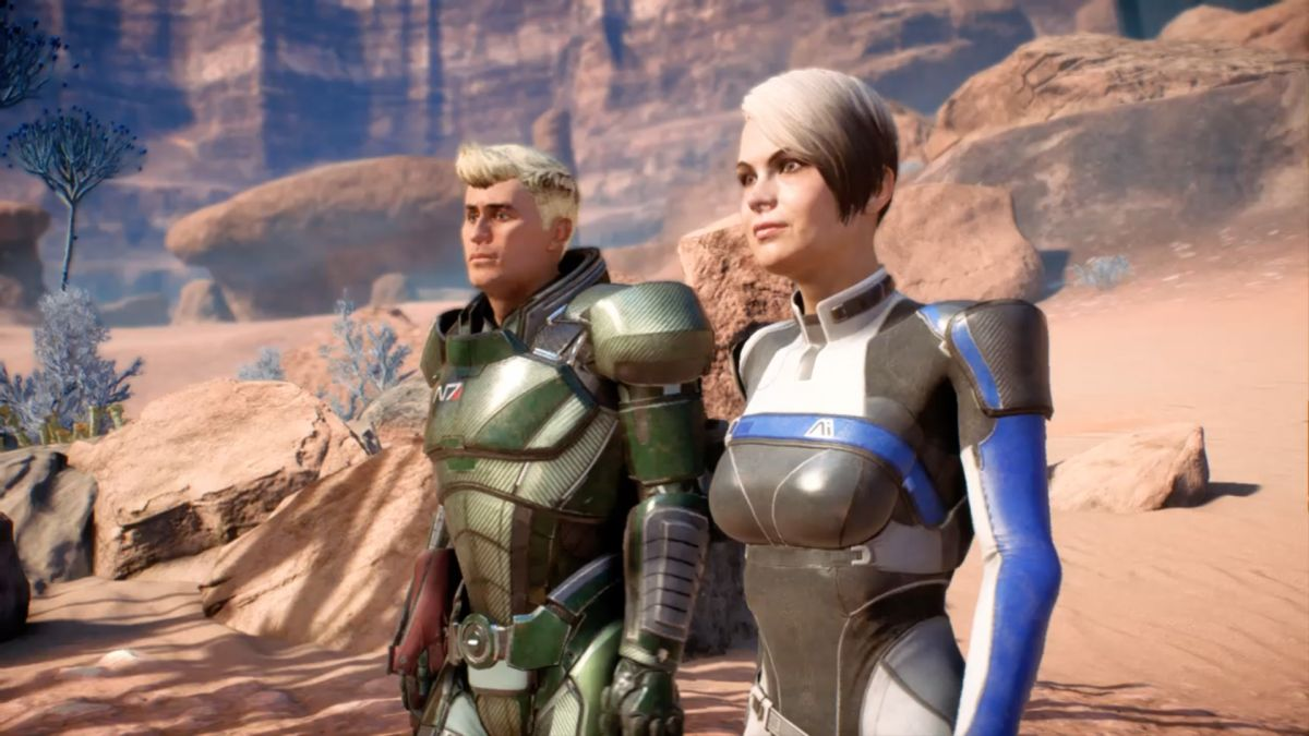 14 things I wish I knew before starting Mass Effect: Andromeda