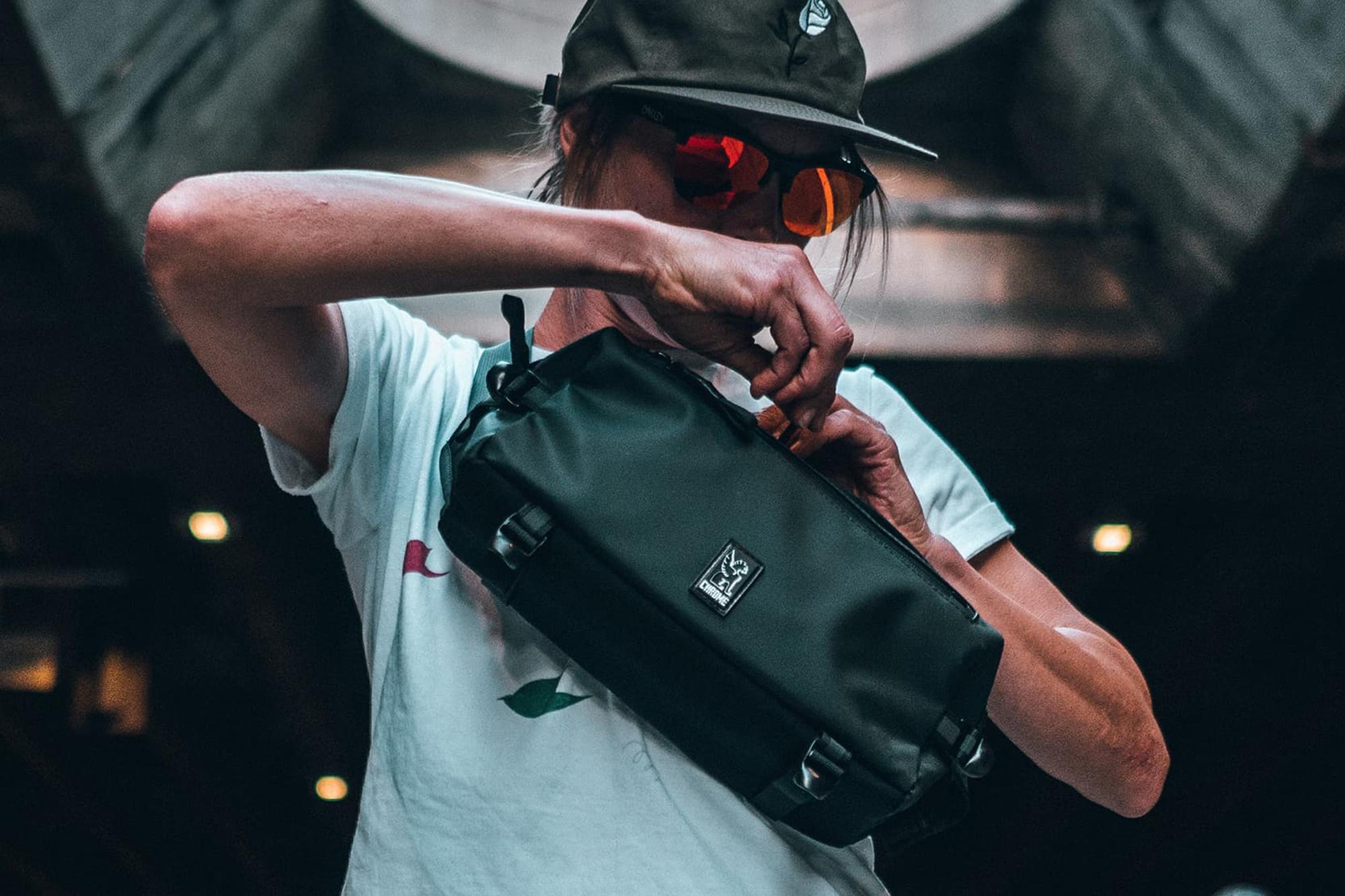 Chrome Kovac Bag