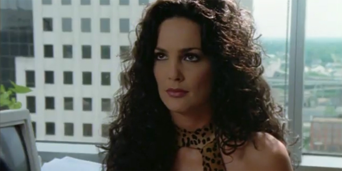 Julie Strain in Day of the Warrior