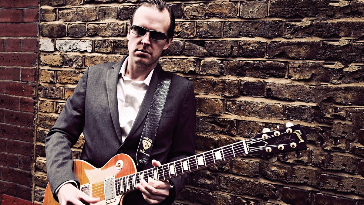 Joe Bonamassa: developing your own tone is the hardest part of learning guitar