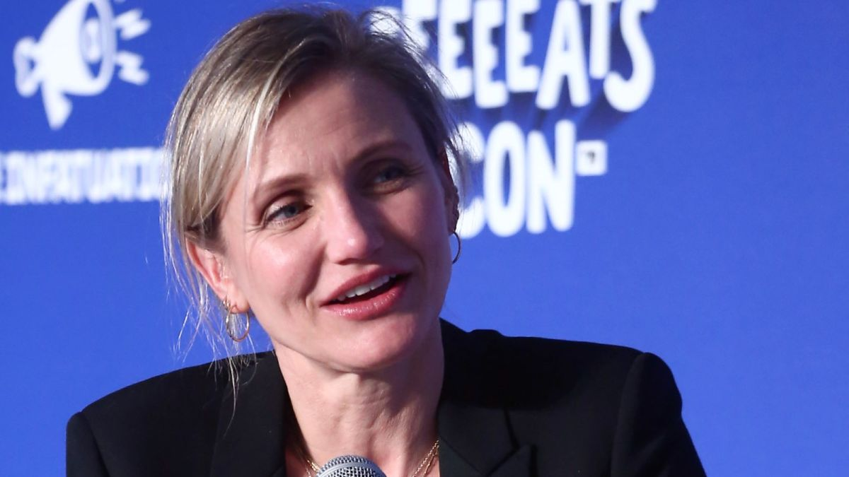 Why Cameron Diaz has quit acting for good - Woman & Home