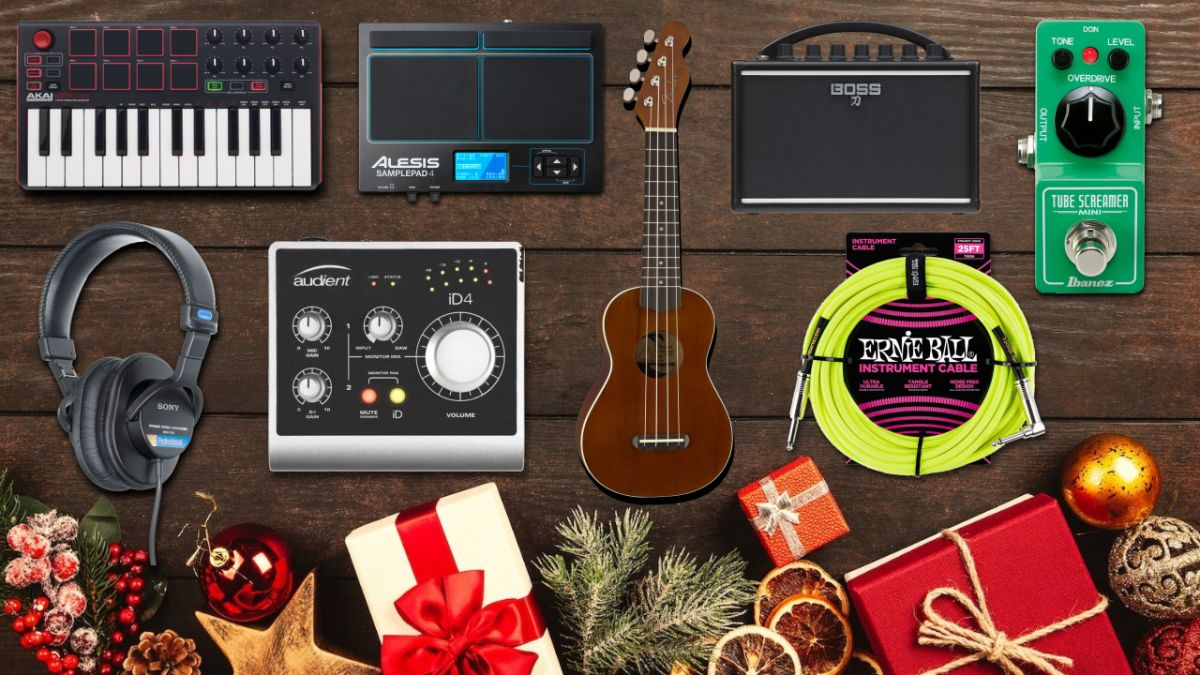 Gifts for musicians: affordable Christmas present ideas for music-makers (which they'll actually use)