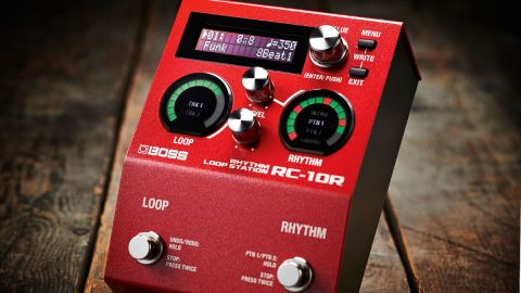Boss RC-10R Rhythm Loop Station review