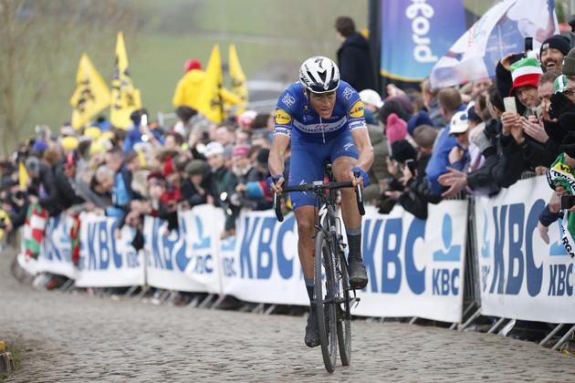 Skipping desserts: Quick-Step doctor reveals secret behind Niki Terpstra's Tour of Flanders success