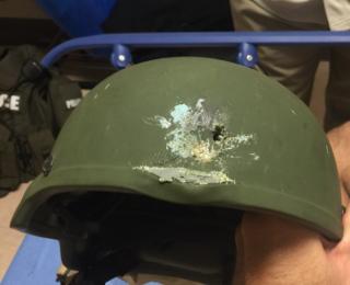 Orlando Kevlar Helmet
