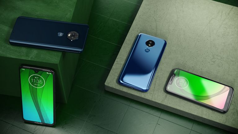 Motorola offers slimmer bezels, bigger displays, and larger batteries