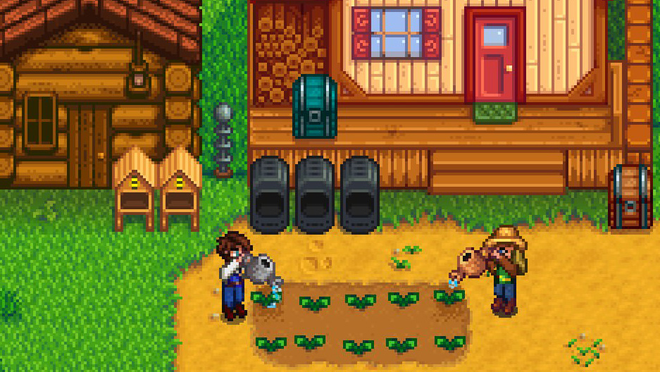 Stardew Valley multiplayer guide: Tips for multiplayer farming | PC