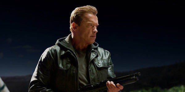 Arnold Schwarzenegger Terminator Gensys