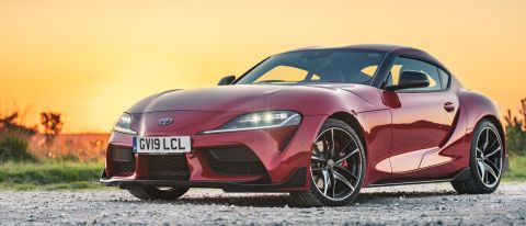 Toyota GR Supra Review