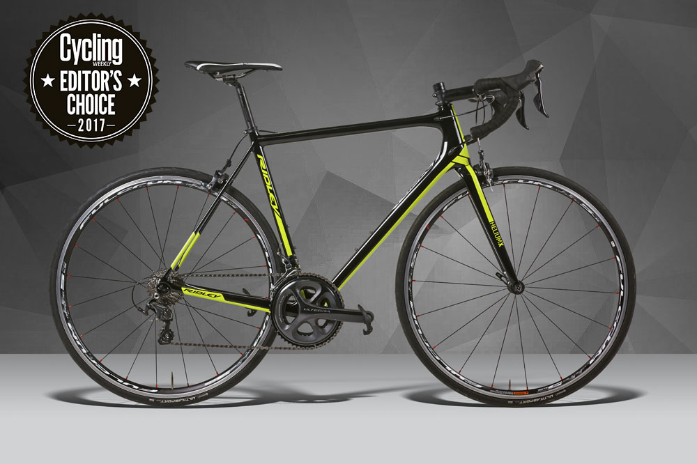 ea58f8494ac Ridley Helium X review - Cycling Weekly