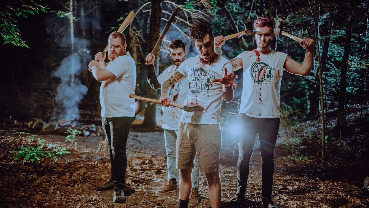 The stories behind Ice Nine Kills' new album The Silver