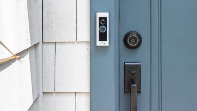 the best video doorbell: ring video pro