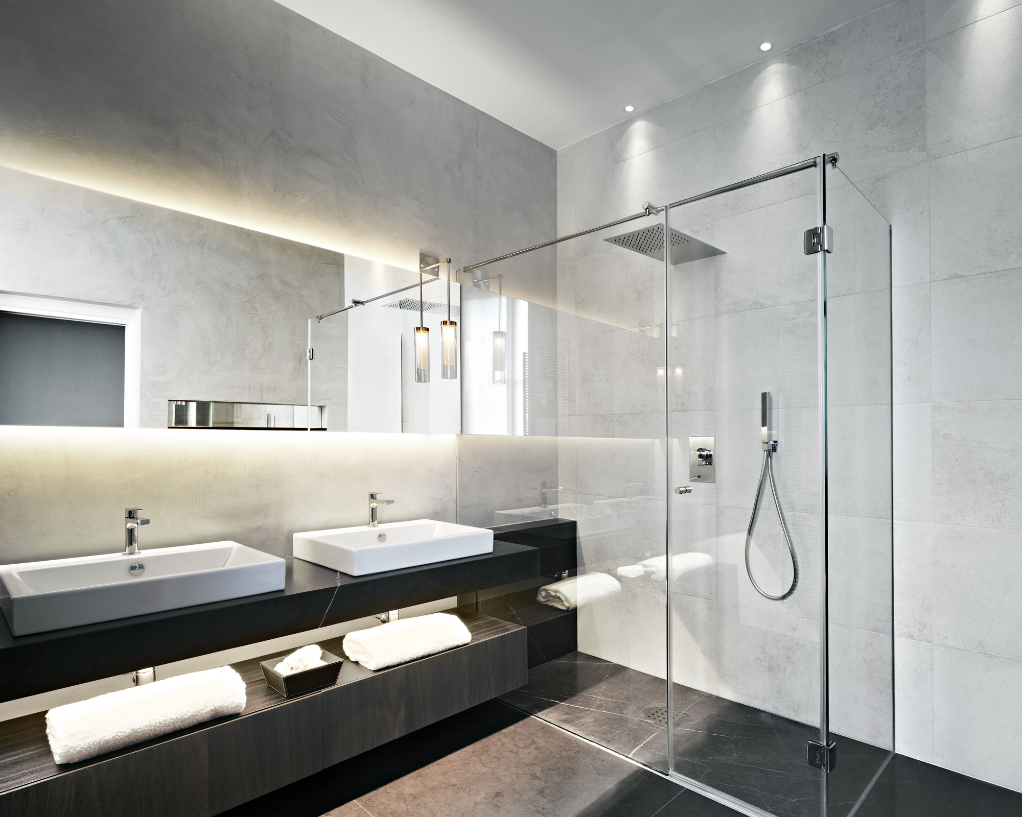 Led Bathroom Lighting Ideas Ways To Keep Your Bathing Space Light And Bright Homes Gardens