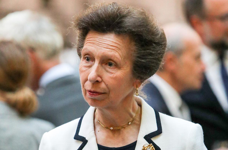 princess anne shocks onlookers london underground