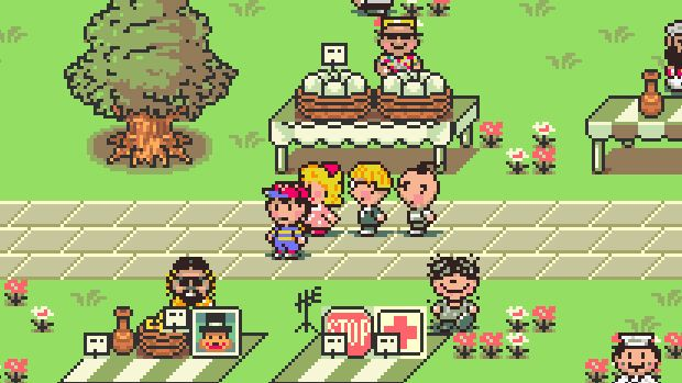 Let the developers of Earthbound know that you want them to ...