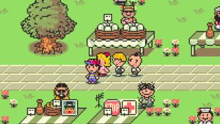 Let the developers of Earthbound know that you want them to