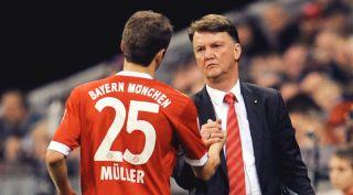 Louis van Gaal, Manchester United