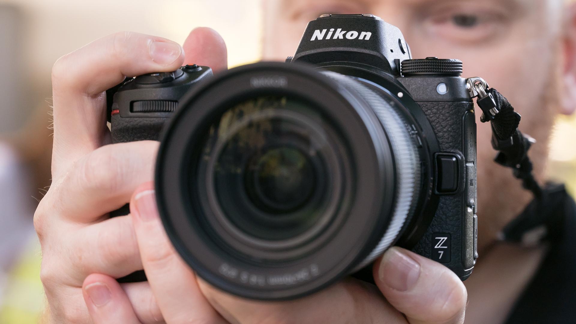 Best mirrorless camera: Nikon Z7
