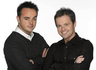 Cowell and Ant & Dec launch Red or Black? (VIDEO)