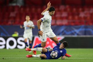 Chelsea v FC Porto – UEFA Champions League – Quarter Final – Second Leg – Ramon Sanchez-Pizjuan Stadium