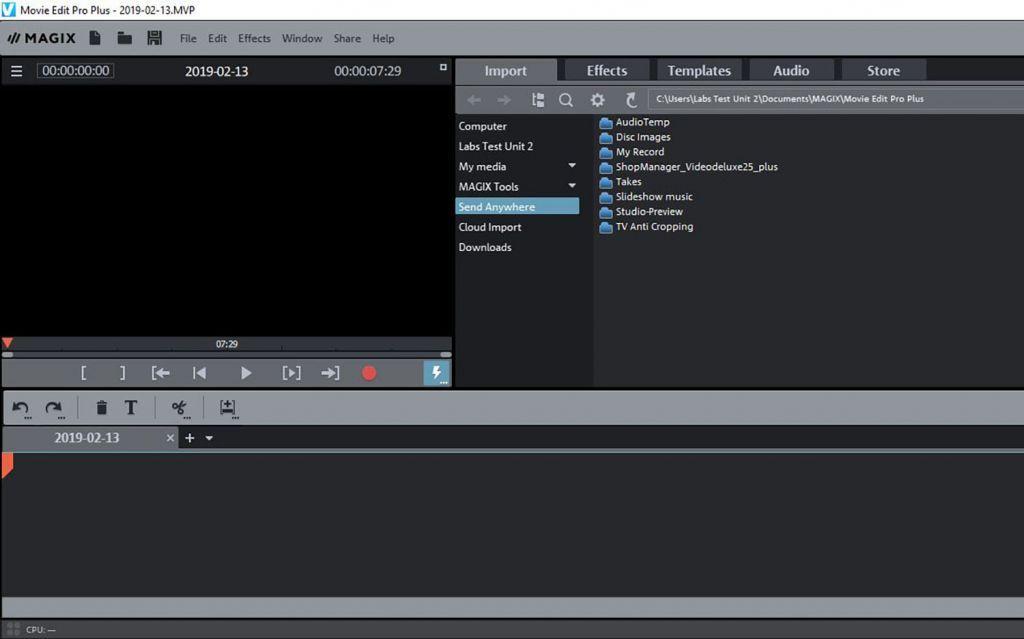 MAGIX Movie Edit Pro Plus Review - Pros, Cons and Verdict | Top Ten