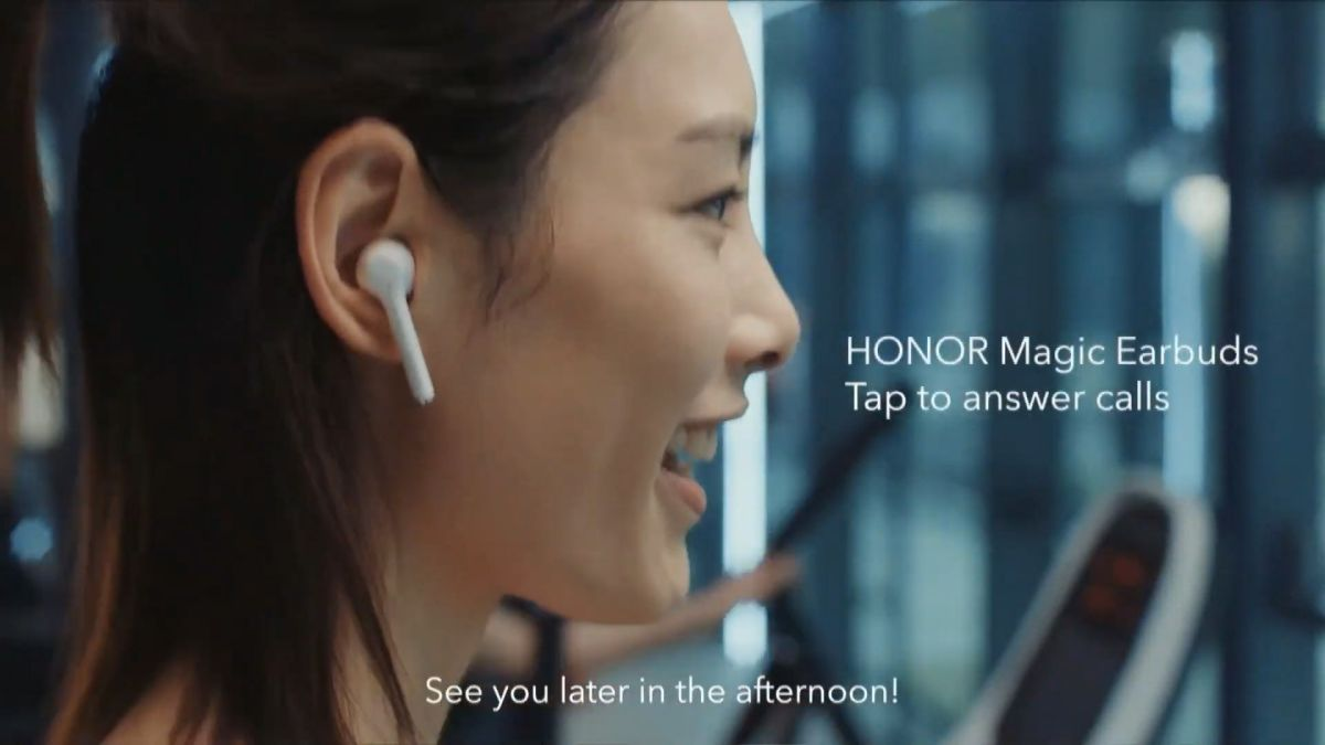 Honor Magic Earbuds are the company's new Apple AirPods competitors