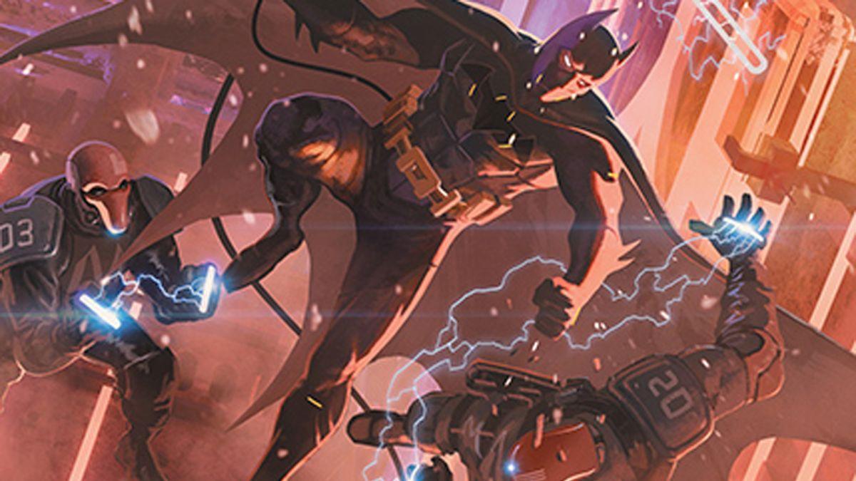 Where the Next Batman will show up after DC Future State | GamesRadar+