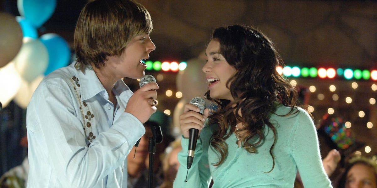 High School Musical Casting Director Says Vanessa Hudgens Had A 'Meltdown' When Zac Efron Was Picked As Her Troy