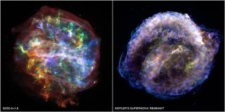 Star Remnants Retain 'Memory' of Explosions