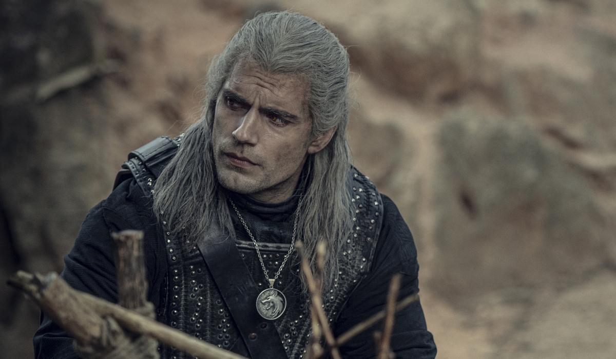 henry cavill the witcher season 1 netflix