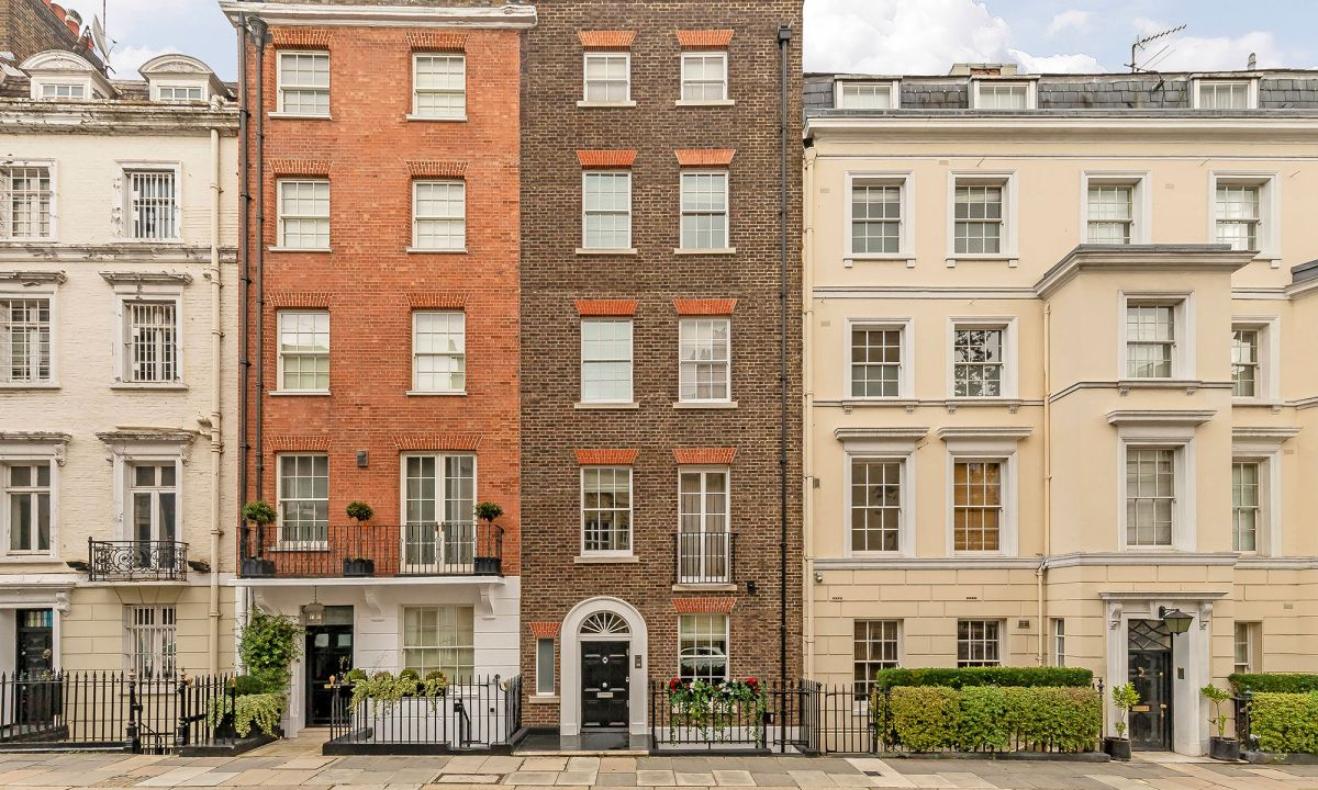 Inside Adele and Fred Astaire's Mayfair mansion – discover its glamorous past as it goes on sale