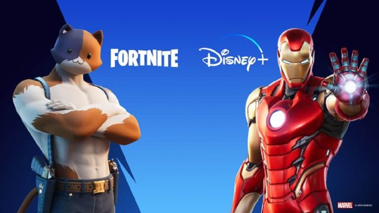 Fortnite free Disney Plus