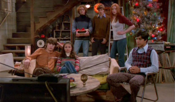 That 70s show Christmas