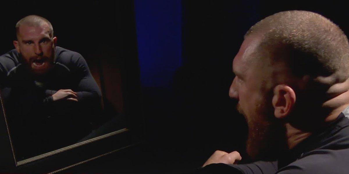 Mojo Rawley on Monday Night Raw