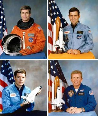 Hall of Fame to Induct Mir, Hubble, ISS and Space Shuttle Astronauts