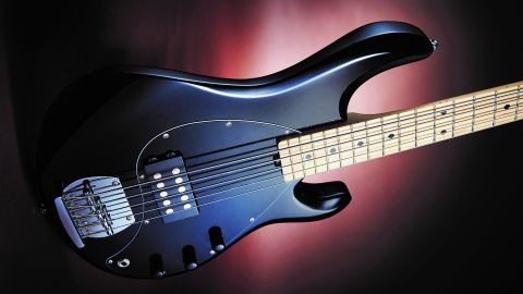 Sterling by Music Man SUB Ray5 review